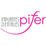 Logotipo implantes dentales pifer