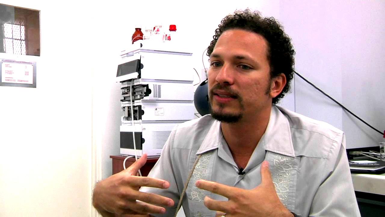 El Ingeniero Panameño Ronaldo Gittens premiado por la revista 'MIT Technology Review'