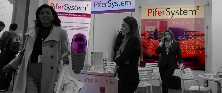 Presentado en EXPODENTAL 2016 la versión Implante Dental PIFER Hexa-In