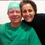 Imagen de Marta Flores y el Doctor Helberth Pinzon 150x150 pixeles